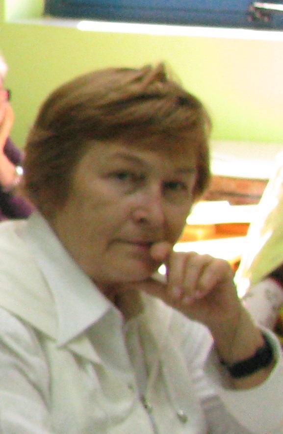 Людмила Железная